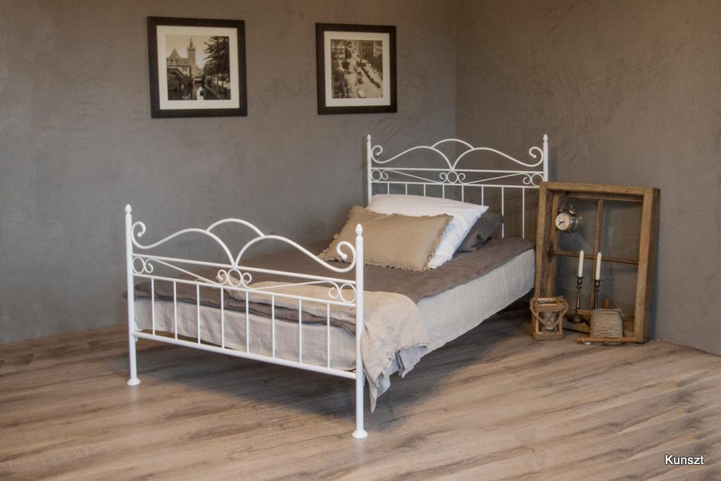 łóżko Metalowe Fantazja 120 Kute 15 Kolorów