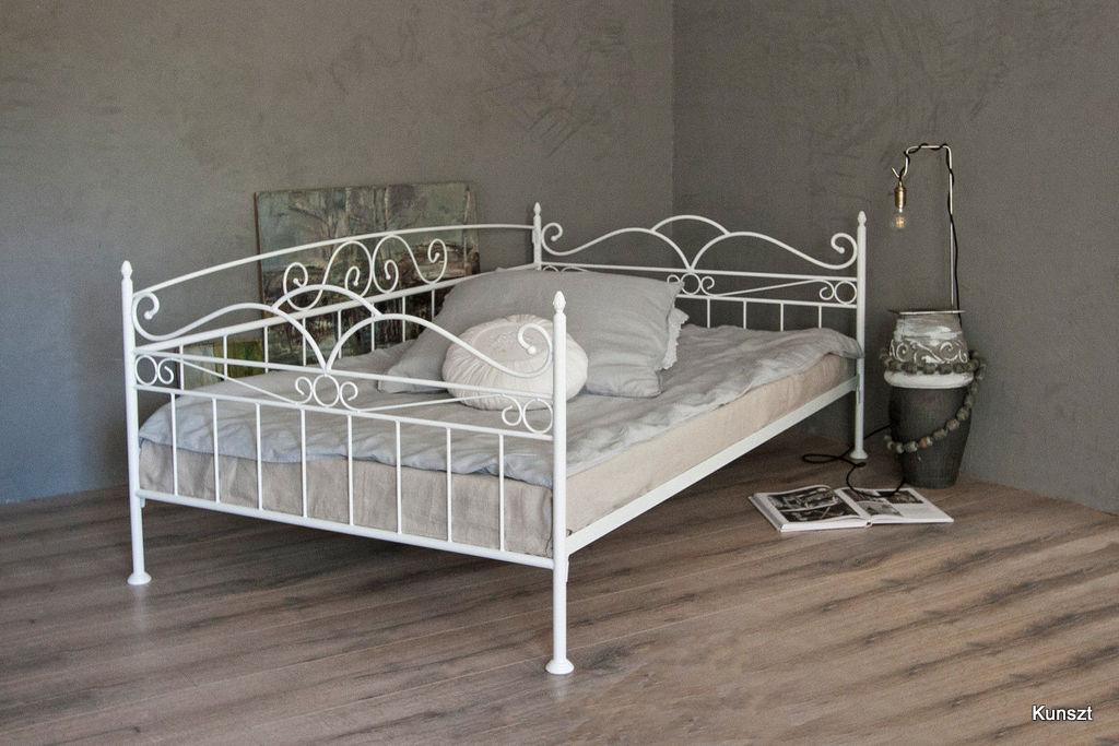 łóżko Sofa Metalowa Lilli 120 Kute 15 Kolorów