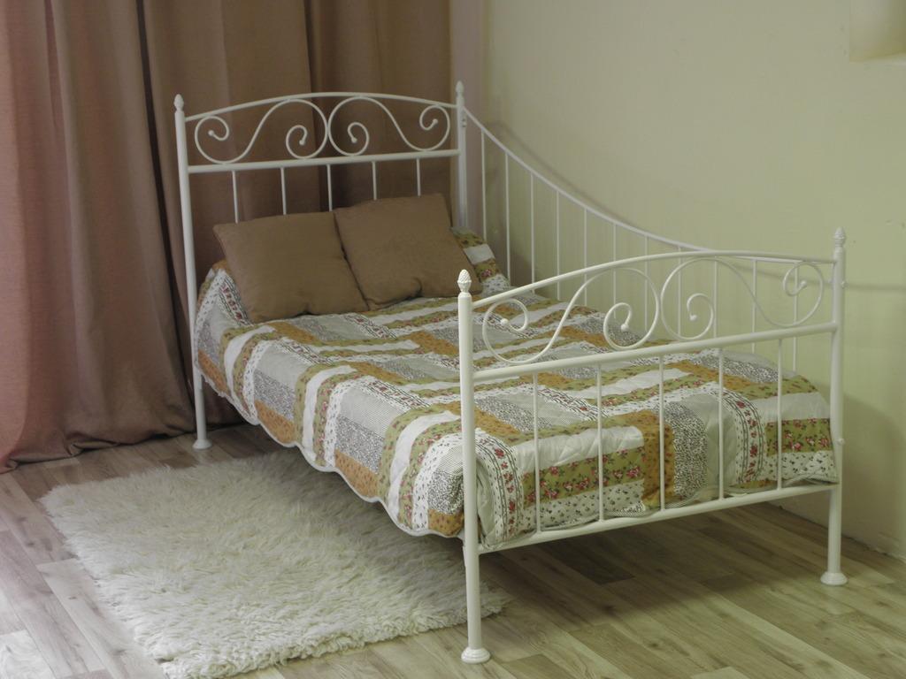 łóżko Metalowe Sofa Karo 90x180190200 15 Kolorów
